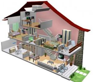 Plantas de casas gr tis modelo de planta baixa e projeto for Download gratuito di piani casa moderna