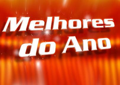 Premiação Melhores do Ano no Domingão do Faustão 2010
