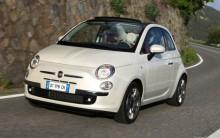 Novo Fiat 500 o Carro Elétrico da Fiat – Lançamento 2012