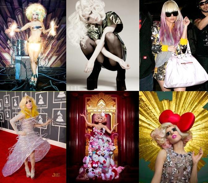 Estilo Lady Gaga