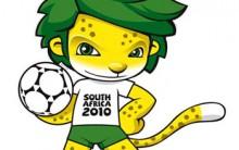 Foto do Mascote da Copa do Mundo de 2010