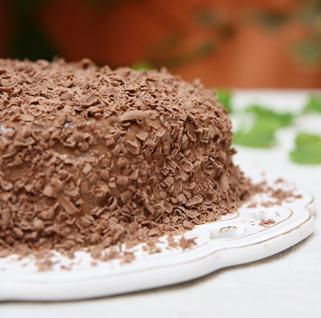 Bolo Mousse de Chocolate – Receita de Bolo Mousse de Chocolate