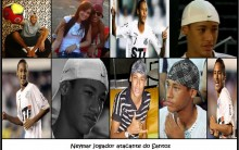 Neymar Atacante Do Santos
