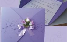 Modelos de Convites Para Casamento – Fotos