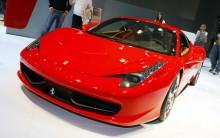 Nova Ferrari Modelo Italiano 458 – Fotos