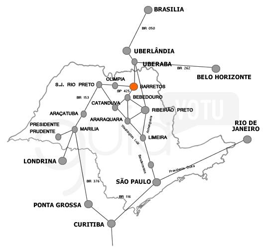 Festa de Peão de Boiadeiro em Barretos – SP