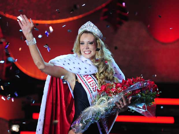 Miss São Paulo – SP  Karla Mandro