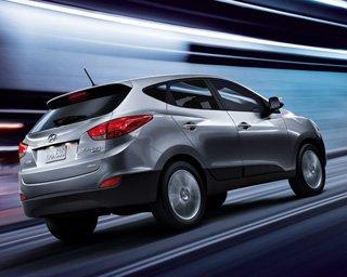 Novo Tucson Hyundai Ix35 Fotos e Preços No Brasil 2010