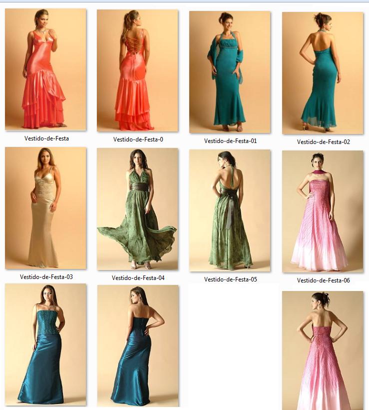 Vestido de Festa – Vestidos Com Tamanho P M G e GG