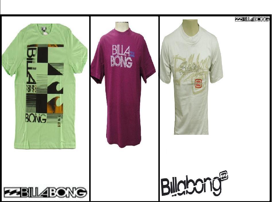 Lançamentos Billabong