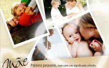 Modelos de Cartão Para o Dia das Mães