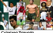 Cristiano Ronaldo Jogador De Ouro