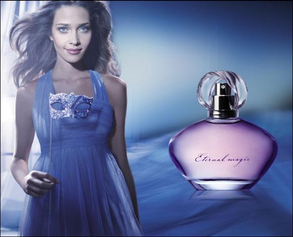 Avon – Novo perfume Eternal Magic