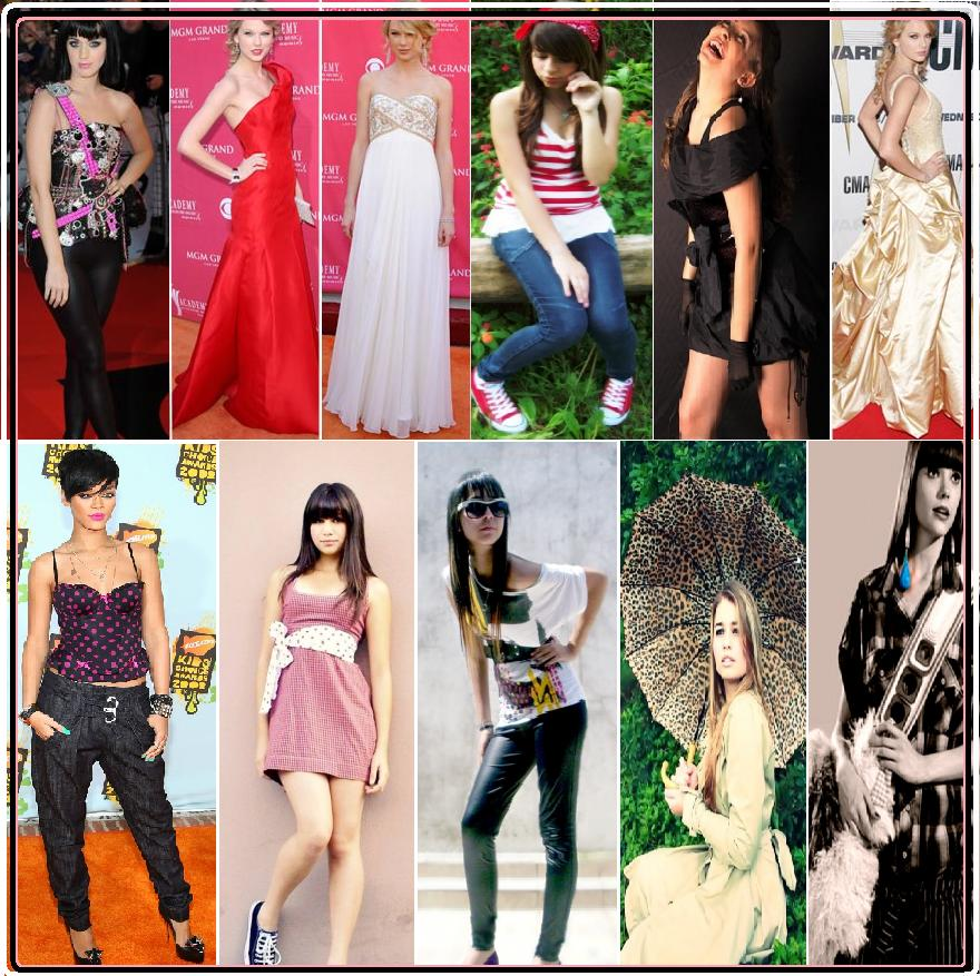 Estilos De Garotas