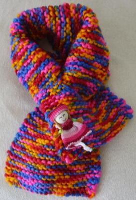 Lançamentos cachecóis handmade