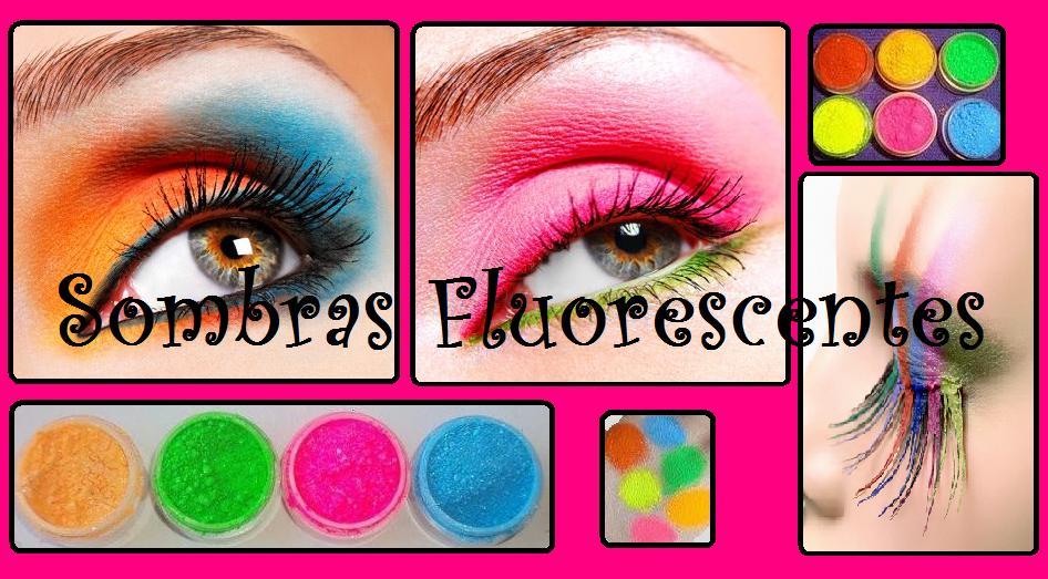 Sombras Fluorescentes – A Nova Moda Para Os Olhos