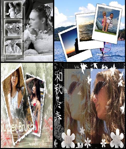 Montar fotos – Montagem de foto Para Orkut e MSN