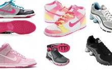 Coleção Colorida Da Nike