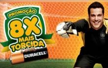 Promoção Duracell – 8X mais Torcida Duracell