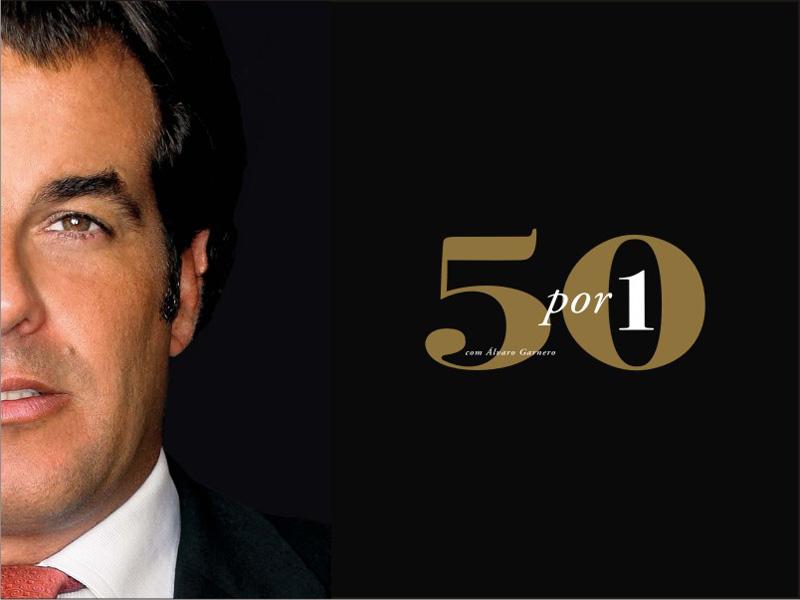 Programa 50 Por 1 Com Álvaro Garnero