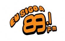 Radio 89 FM Ao Vivo • Eu Sigo A 89 FM