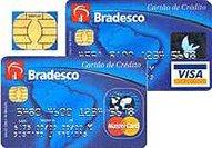 Cartões de Credito do Banco do Bradesco