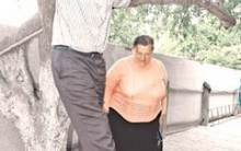 O Homem Mais Alto do Mundo.