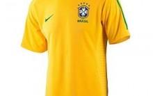 Nova Camisa Que O Brasil Vai Usar Na Copa