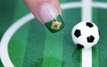 Unhas Decoradas Copa do Mundo 2010
