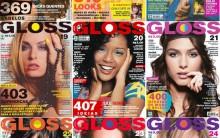 Revista GLOSS Da Editora Abril