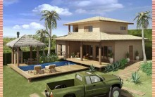 Modelo de Planta de Casa