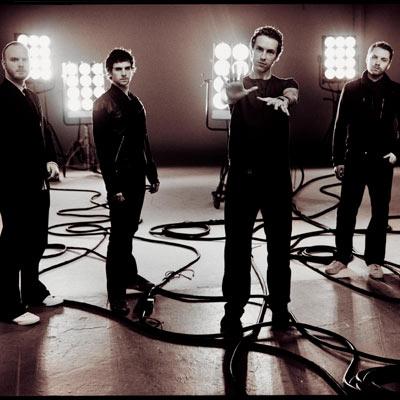 Sucesso Da Banda De Rock ColdPlay