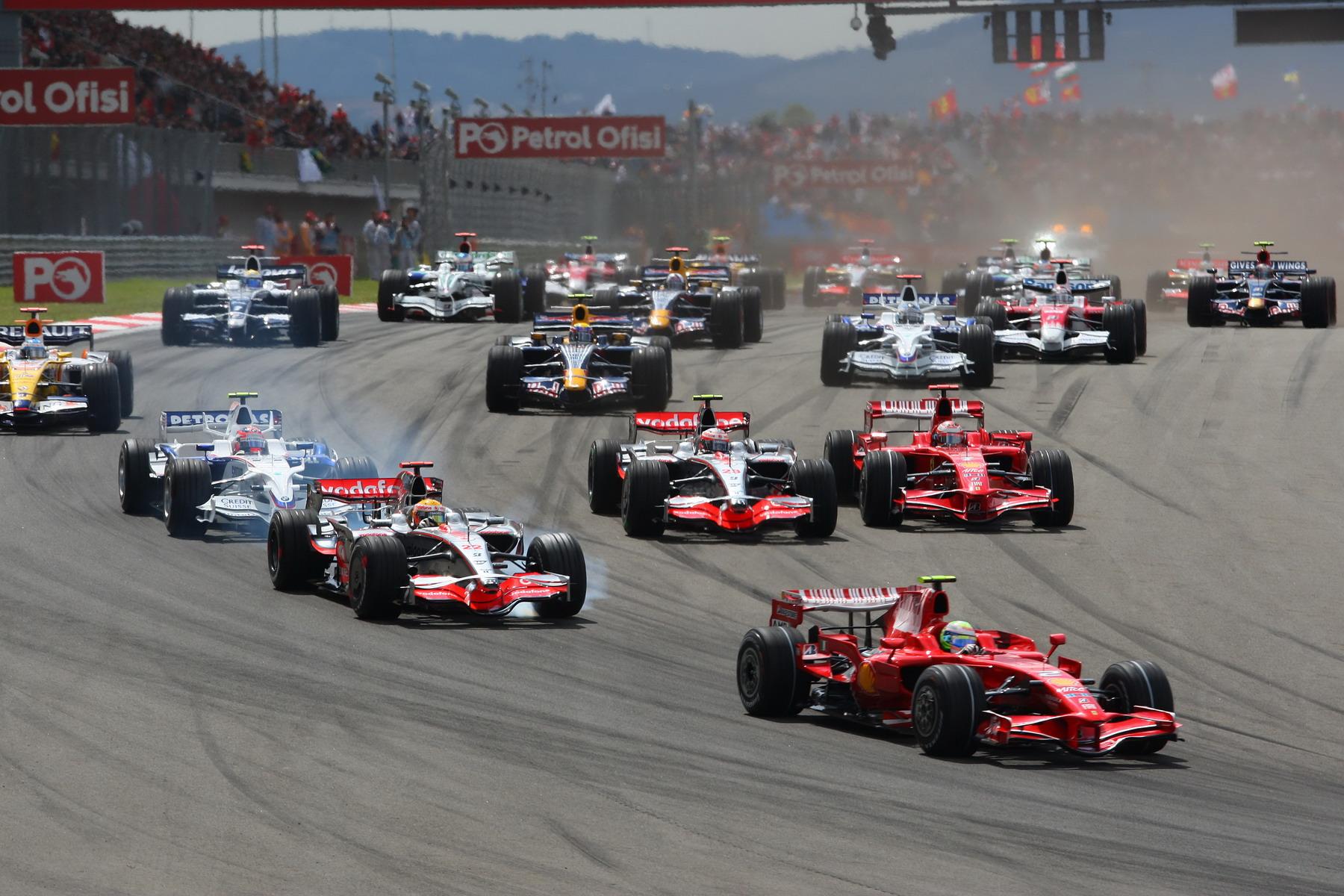 Formula 1 – Modalidade Automobilista