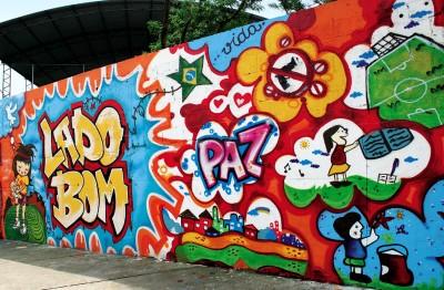 A Arte Grafite