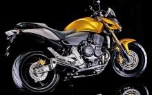 Moto Hornet Honda