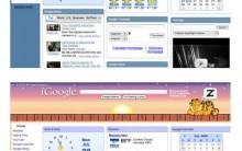 Google • Programa IGoogle