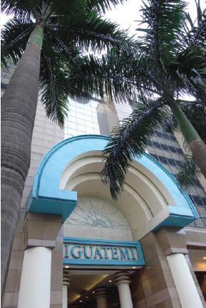 Shopping Iguatemi de São Paulo