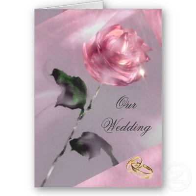 Como Escolher Um Convite de Casamento.