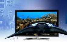 Nova TV da Samsung 3D – Fotos e Vídeos da TV da Samsung 3D
