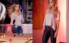 Sawary Jeans E Sabrina Sato