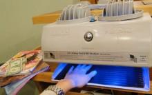 Maquina Secadora De Esmaltes
