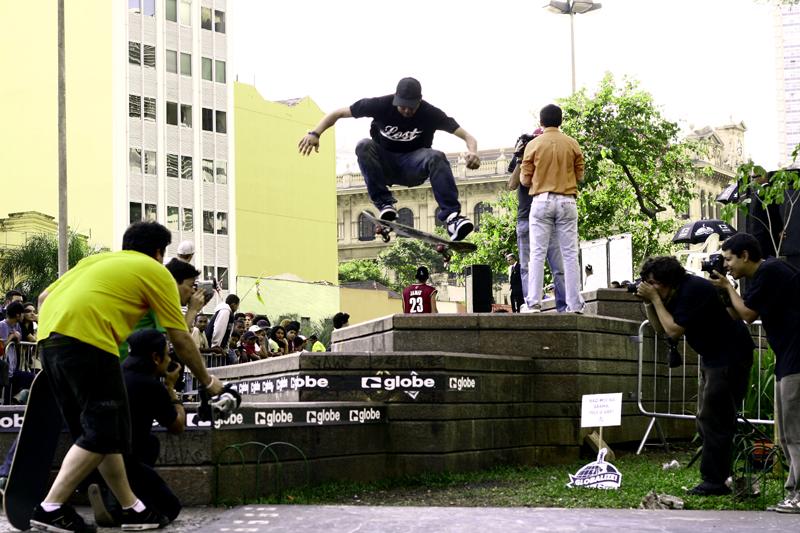 Skate O Esporte Radical