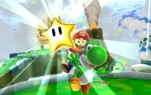 Novo jogo de Super Mario Galaxi 2