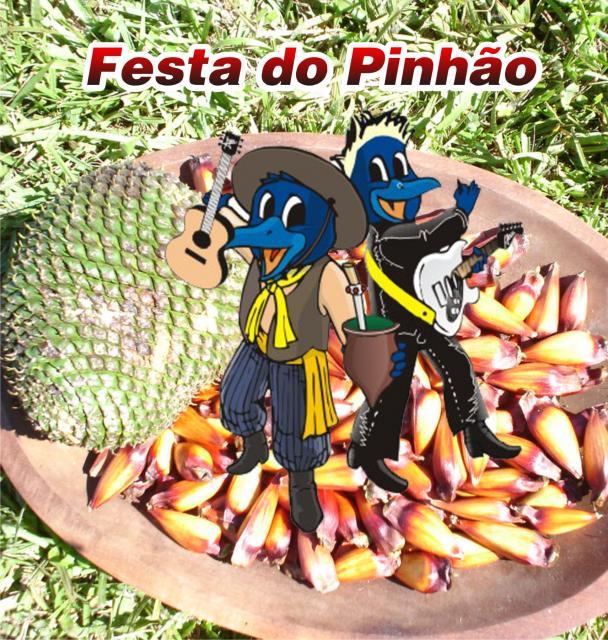 A Festa Do Pinhão