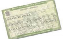 Certidão de Quitação Eleitoral – TSE