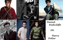 Daniel Radcliffe OU Harry Potter