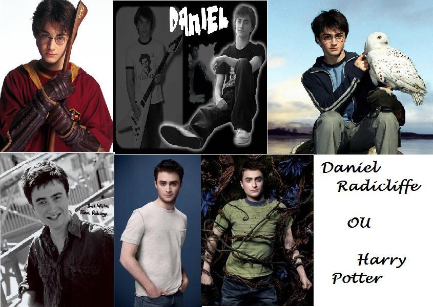Daniel Radcliffe OU Harry Potter