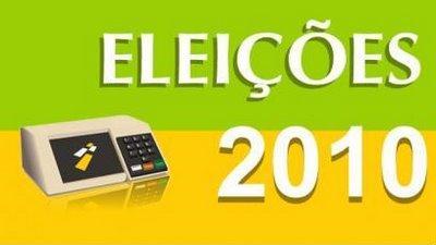Candidatos para Presidente Eleição 2010 – TSE