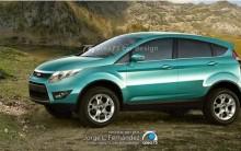 Novo Modelo Eco Sport 2013