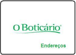 O Boticário – Endereços